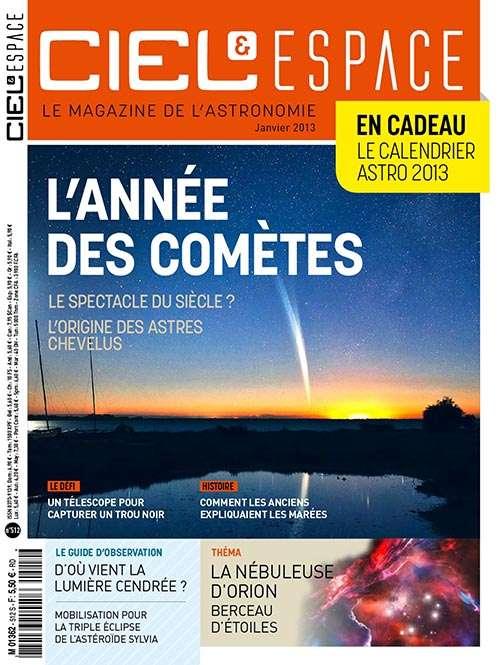 Ciel et Espace N°512 Janvier 2013