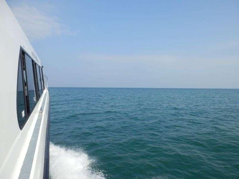 der Ritt übers Meer