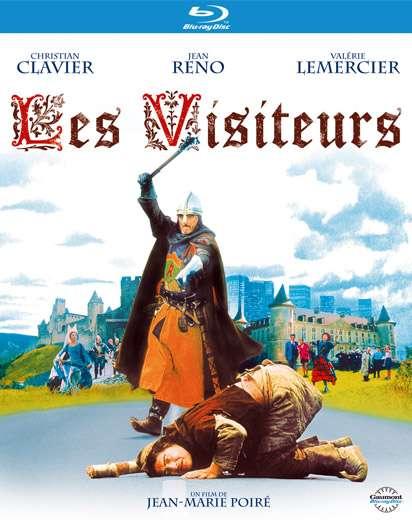 Ziyaretçiler - The Visitors - 1993 Türkçe Dublaj MKV indir