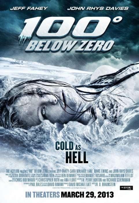 Öldüren Soğuk – 100 Degrees Below Zero - 2014 Türkçe Dublaj BDRip indir