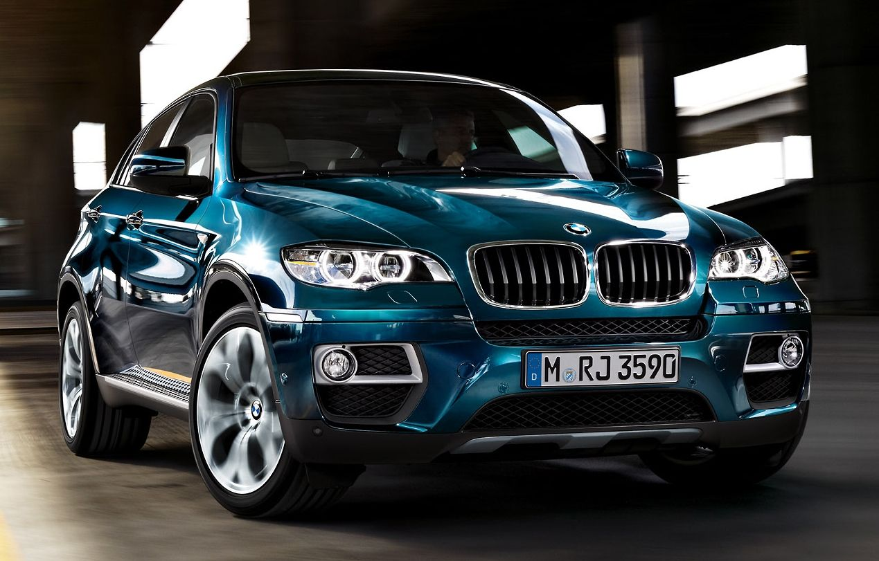 World Otomotif Bmw X6 Xdrive35i