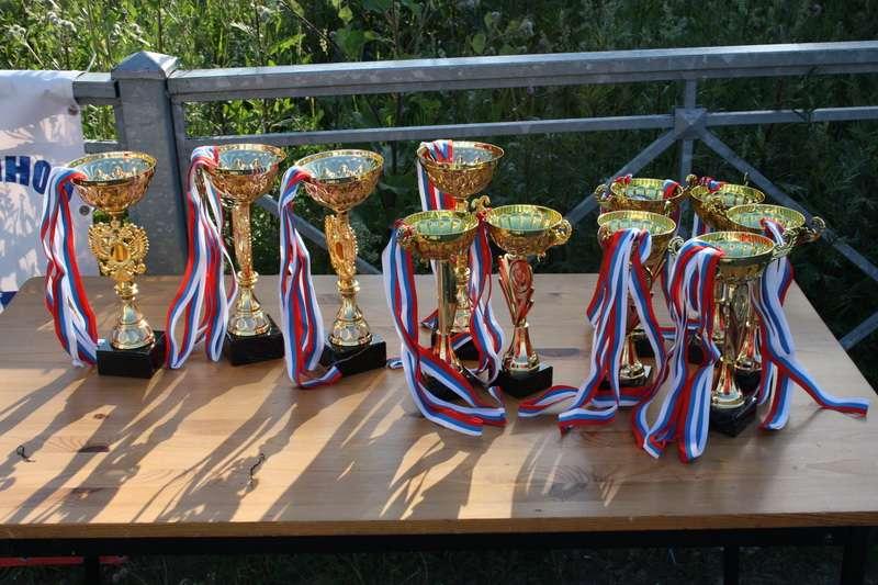 Кубок Санкт-Петербурга 2013 по гребле на байдарках и каноэ