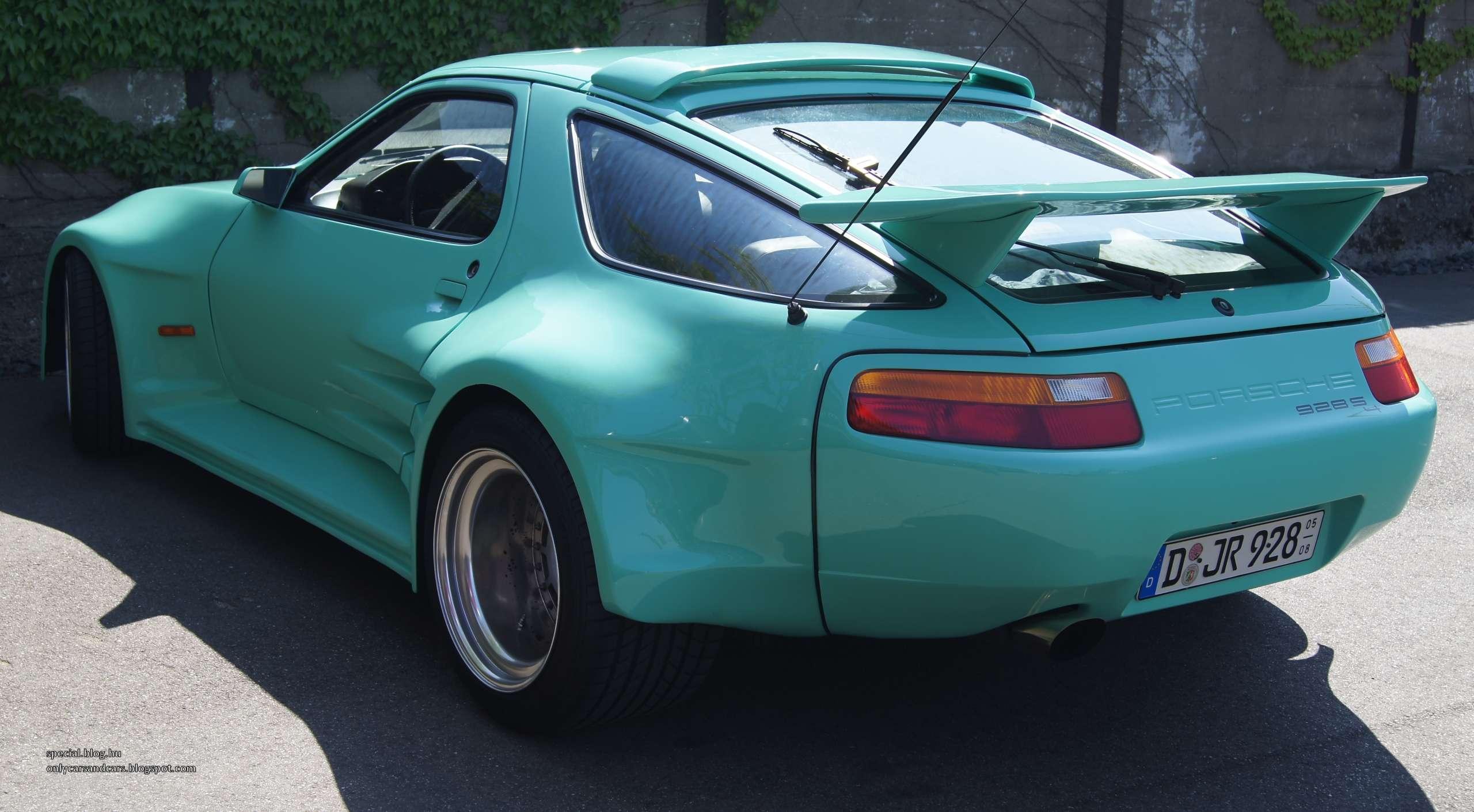 Porsche 928 S4 Ultra By Strosek Design Sport Car