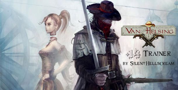 Adventures of Van Helsing (x64) v1.1.11B Trainer +14 [HoG]