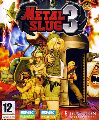 [PC] Metal Slug 3 - BETA (2014) - SUB ITA