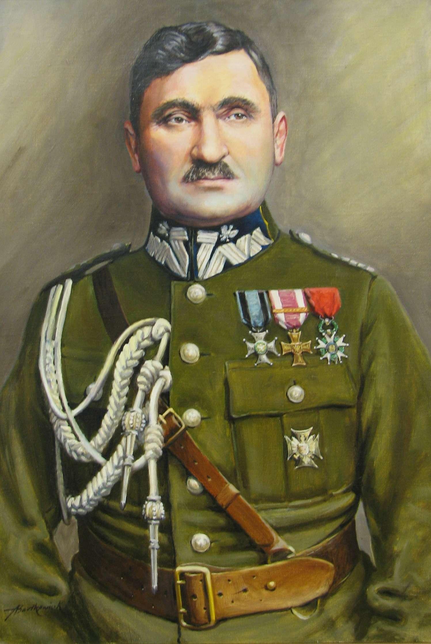 Dwa pogrzeby Generała – Stanisław Taczak – J.F. Libicki