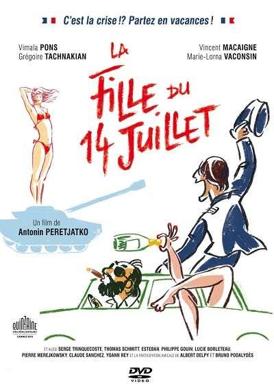 14 Temmuzdaki Kız - La Fille Du 14 Julliet - 2013 Türkçe Dublaj DVDRip indir