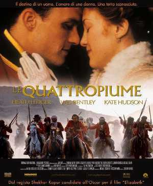 Le quattro piume - The Four Feathers (2002) Dvd5 Custom ITA - MULTI
