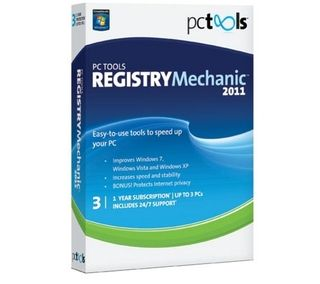 PC Tools Registry Mechanic v10.0.1.140