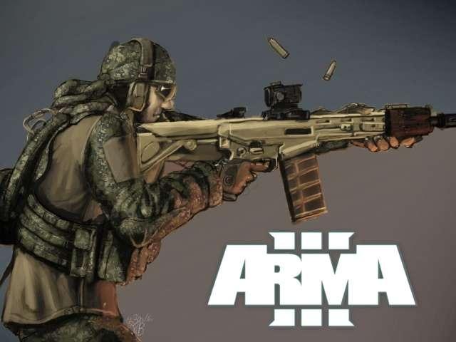 Arma 3 Fan Art.